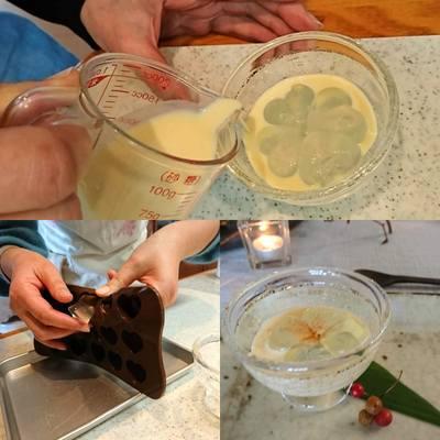 よつ葉のレモンの作り方工程風景